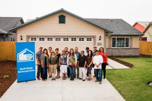 Self-Help Enterprises_9 Families Move In to New Homes Built in Goshen CA 2014