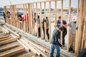 Self-Help Enterprises_Families Building Homes in Goshen CA 2014